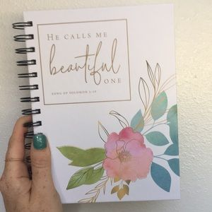Christian Inspired Notebook